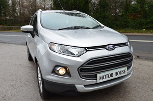 Picture of 2015 FORD ECOSPORT TITANIUM TCDI For Sale