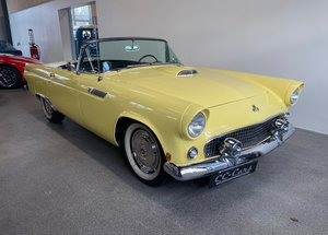 Picture of 1955 Stunning Thunderbird V8 Cabrio For Sale