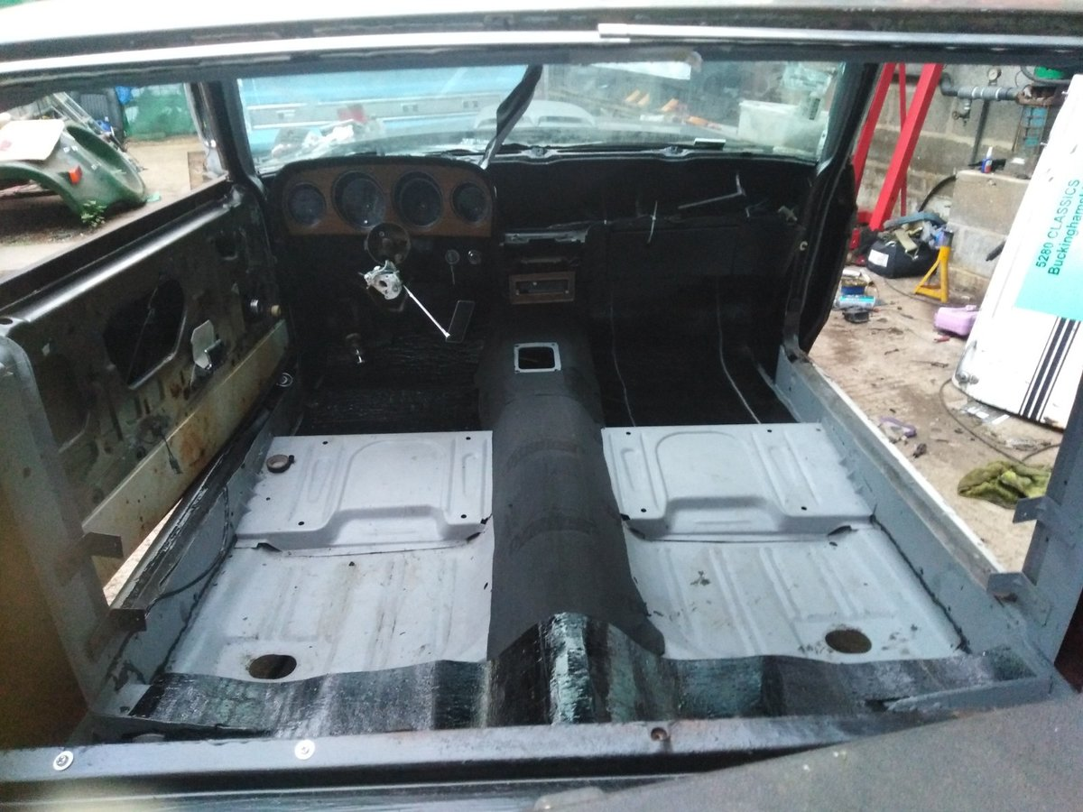 1969 Mustang Mach 1 428 Cobra Jet Project For Sale (picture 10 of 12)