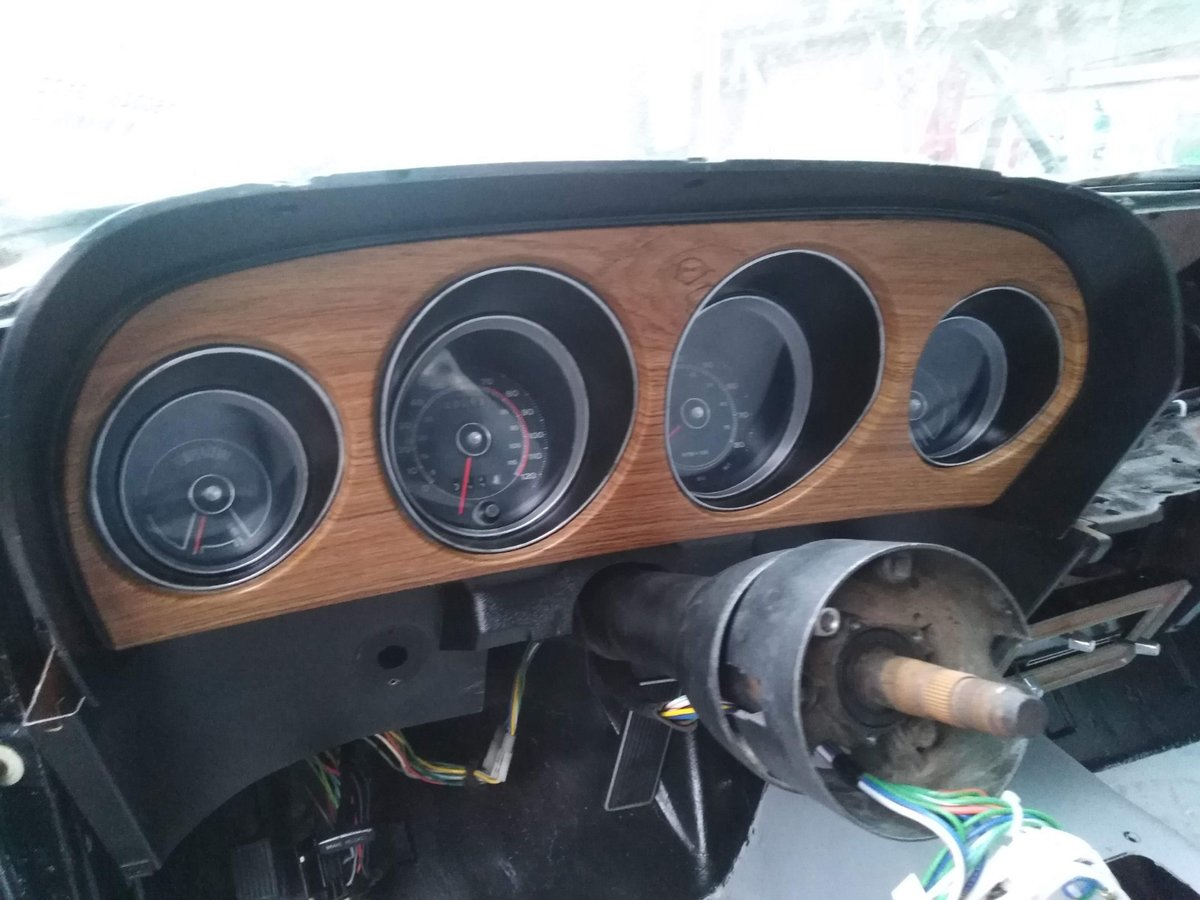 1969 Mustang Mach 1 428 Cobra Jet Project For Sale (picture 11 of 12)