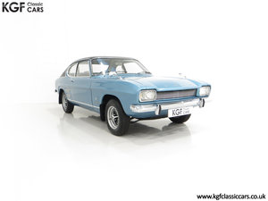Picture of 1972 A Special Vehicle Orders Pre-Facelift Ford Capri Mk1 1600XL SOLD