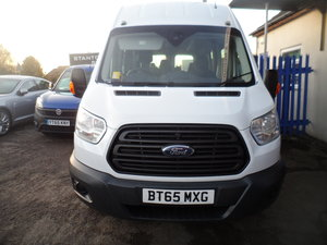 Picture of 2015 65 MINI BUS 17  SEATER LWB HI-TOP 460 RWD 2.2cc 6 SPEED MAN For Sale