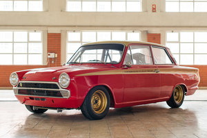 1966 Ford Lotus Cortina Alan Mann Evocation