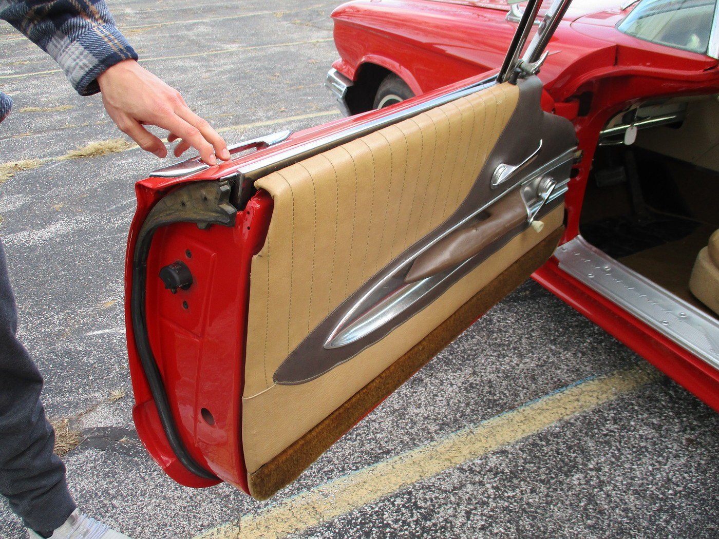 1960 Ford Thunderbird Convertible For Sale (picture 5 of 12)