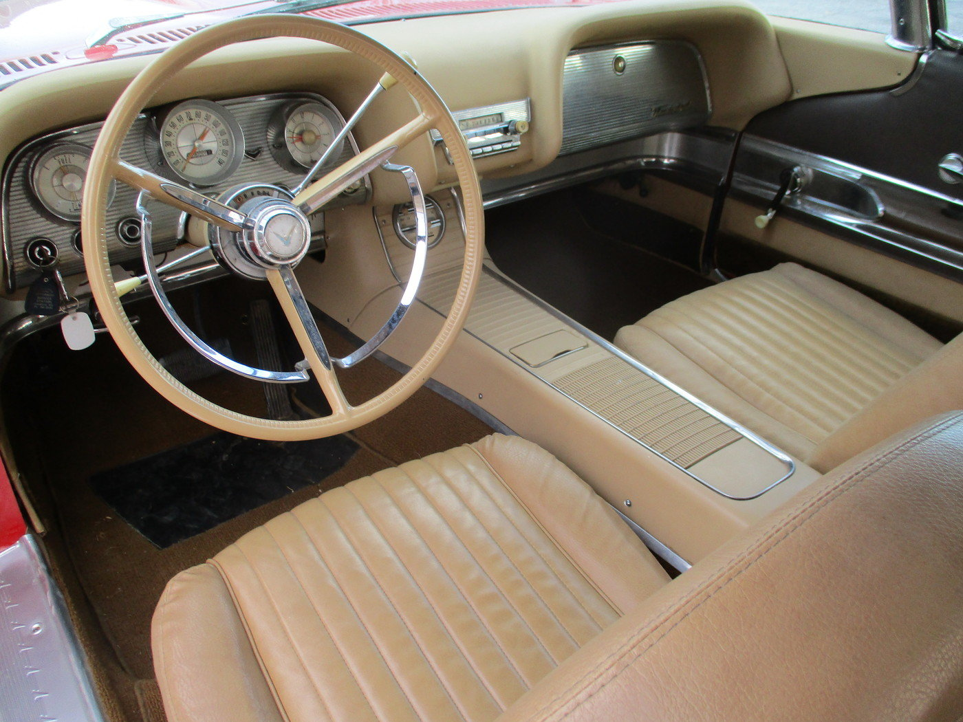 1960 Ford Thunderbird Convertible For Sale (picture 6 of 12)