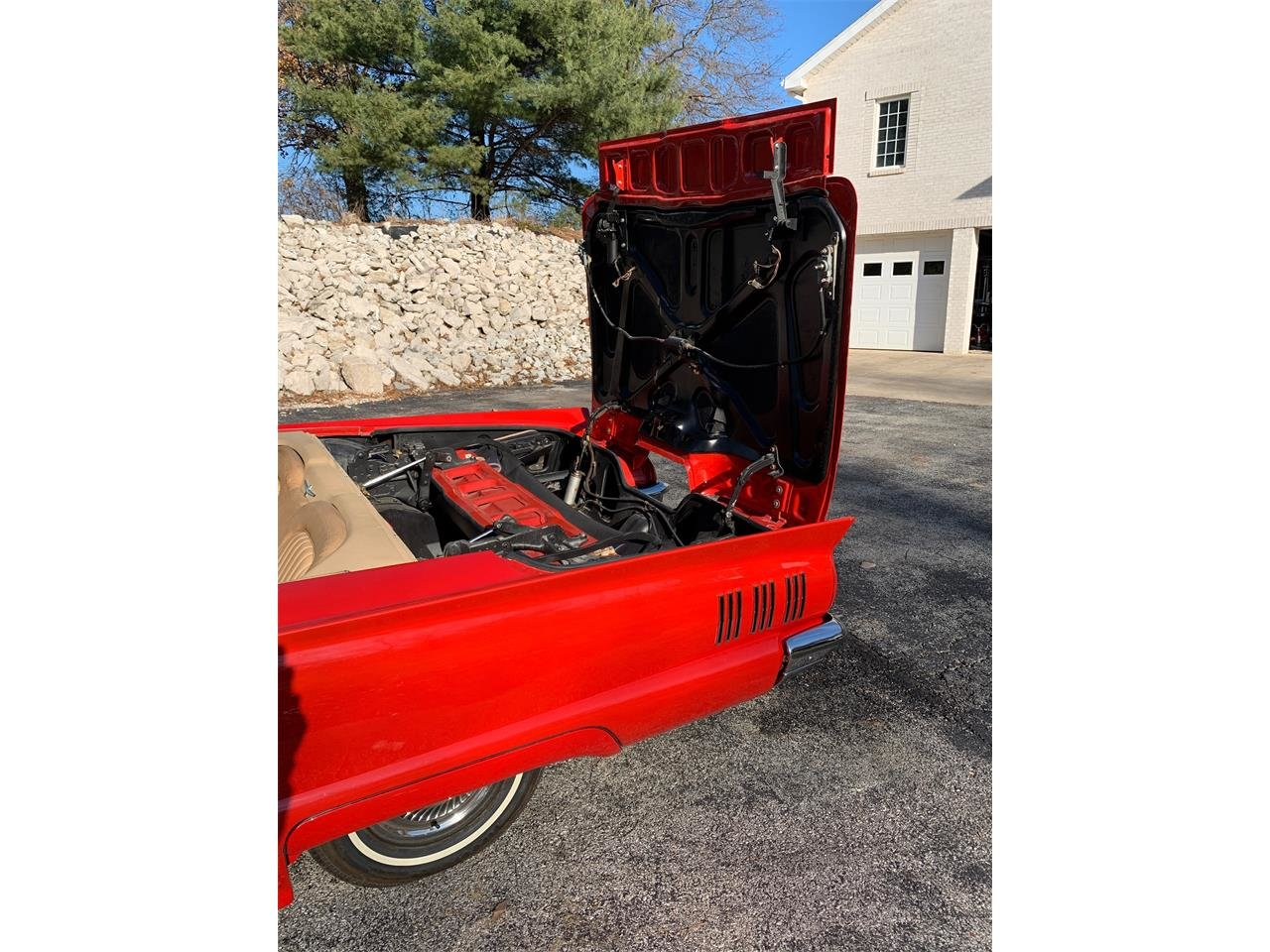 1960 Ford Thunderbird Convertible For Sale (picture 9 of 12)