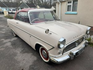 Picture of 1960 Ford Consul MK 2 Convertible For Sale