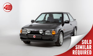 Picture of 1991 Ford Escort RS Turbo /// Just 12k Miles From New! SOLD