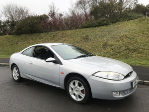 Picture of 2001 (51) Ford Cougar 2.5 V6 Manual - Only 37k Miles For Sale