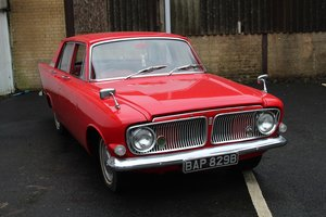 Picture of Ford Zepyhr V6 1964 - To be auctioned 26-03-21 For Sale by Auction