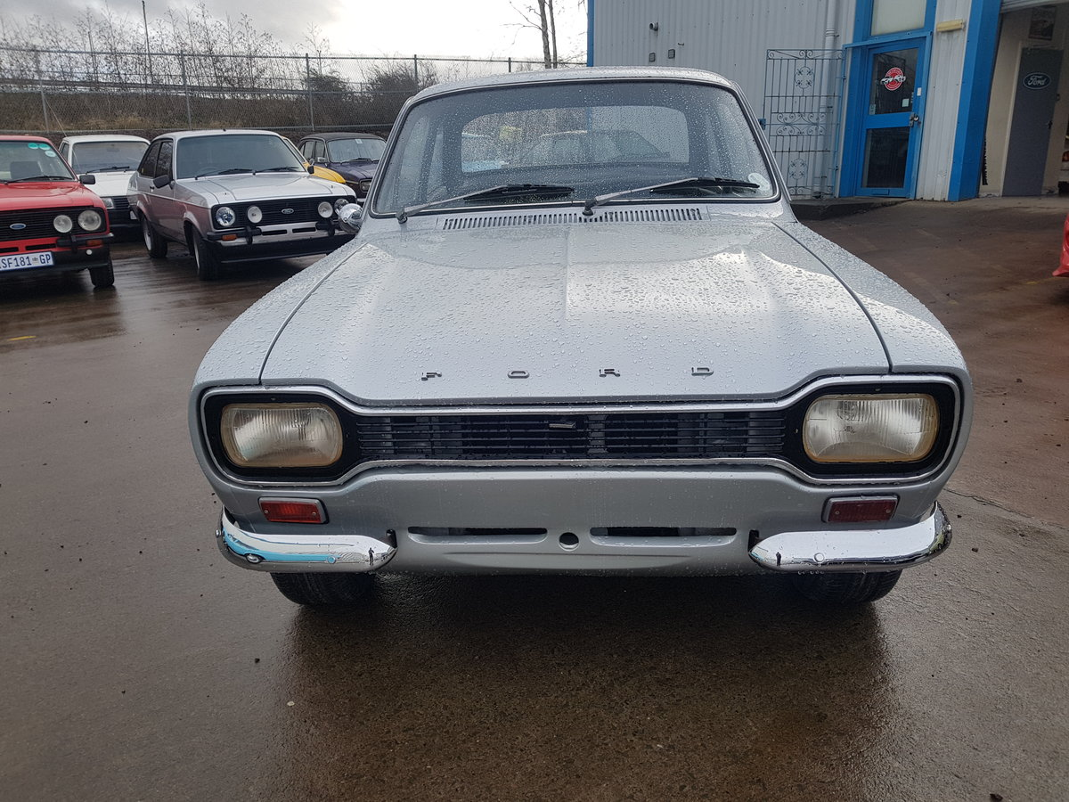 1969 Ford Escort Mk1 1300 - Early Strenghtened Shell For Sale (picture 3 of 18)