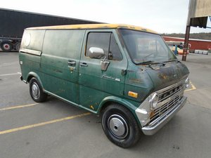 Picture of 1974 FORD ECONOLINE 302 V8 AUTO SHORTY VAN For Sale