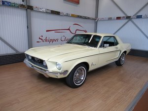 Picture of 1968 Ford Mustang Sprint A Coupé V8 For Sale