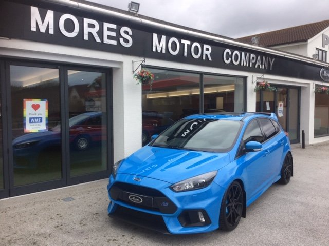 Focus RS MK3 2017 One Owner 26,600 Miles, Every Option SOLD (picture 1 of 12)
