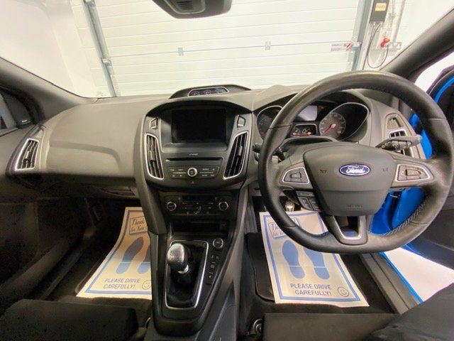 Focus RS MK3 2017 One Owner 26,600 Miles, Every Option SOLD (picture 4 of 12)