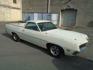Picture of 1970 FORD RANCHERO 500 351 V8 AUTO PICKUP SOLD