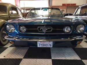 Picture of 1965 Ford Mustang GT Convertible Pound Strong Lower Price For Sale