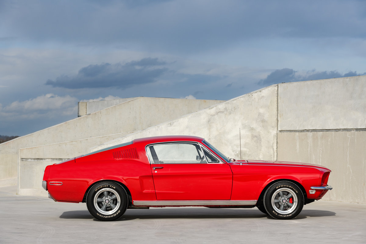 1968 Ford Mustang Fastback 289 V8 Auto Fully Restored UK Reg For Sale (picture 2 of 17)