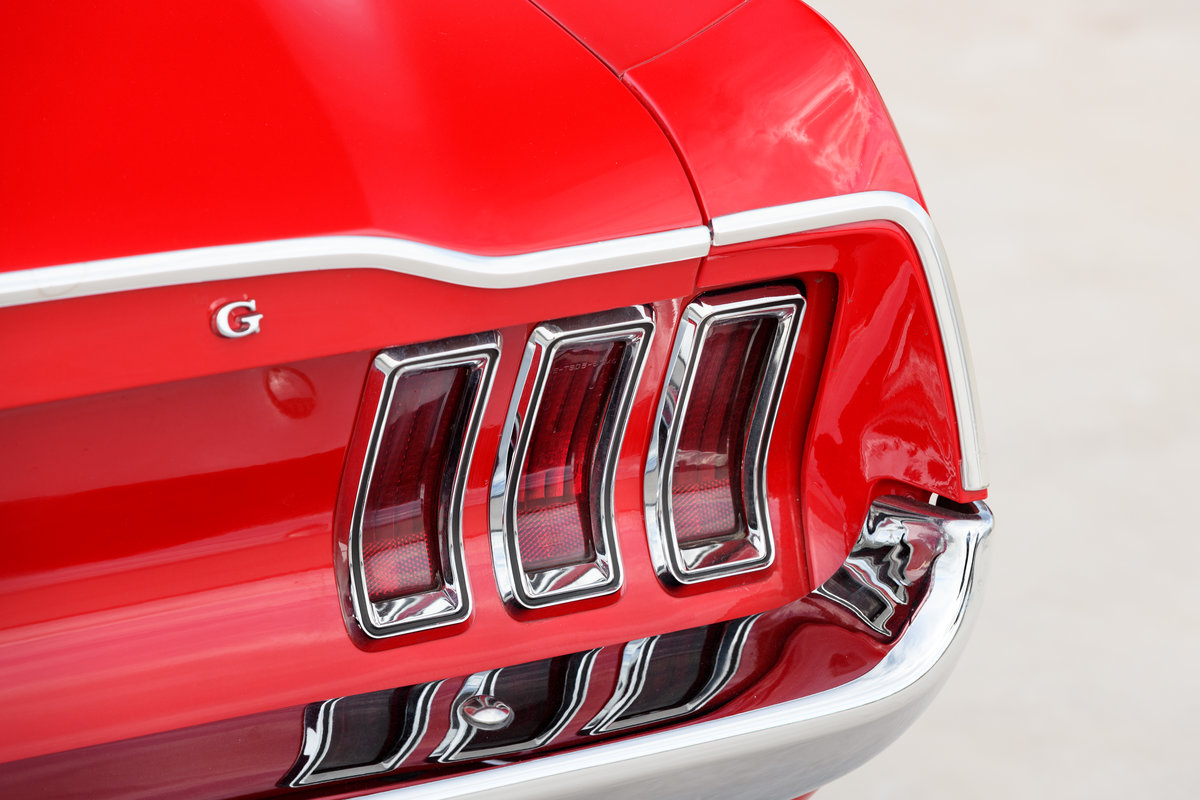 1968 Ford Mustang Fastback 289 V8 Auto Fully Restored UK Reg For Sale (picture 7 of 17)