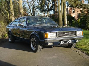 1975 Ford Granada Ghia Coupé - A European Muscle Car?