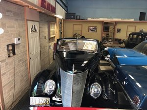 Picture of 1937 Ford Series 78 Convertible Lower Price For Sale