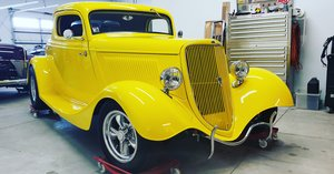 Picture of 1934 Ford 3 Window Coupe For Sale