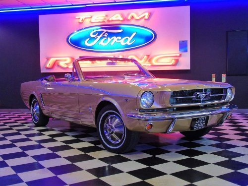 1964 Ford Mustang 260 CUBIC INCH V8 CONCOURSE RESTORATION 4.3 For Sale (picture 1 of 20)