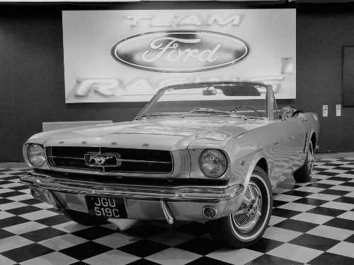 1964 Ford Mustang 260 CUBIC INCH V8 CONCOURSE RESTORATION 4.3 For Sale (picture 2 of 20)