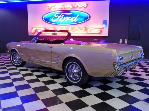 1964 Ford Mustang 260 CUBIC INCH V8 CONCOURSE RESTORATION 4.3 For Sale (picture 4 of 20)