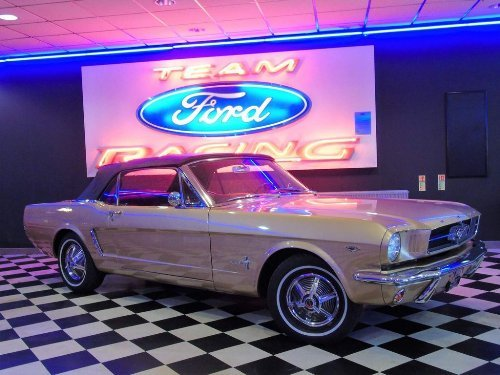 1964 Ford Mustang 260 CUBIC INCH V8 CONCOURSE RESTORATION 4.3 For Sale (picture 6 of 20)
