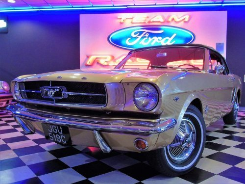 1964 Ford Mustang 260 CUBIC INCH V8 CONCOURSE RESTORATION 4.3 For Sale (picture 7 of 20)