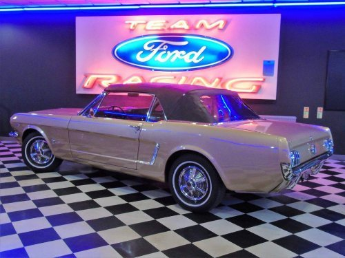 1964 Ford Mustang 260 CUBIC INCH V8 CONCOURSE RESTORATION 4.3 For Sale (picture 8 of 20)