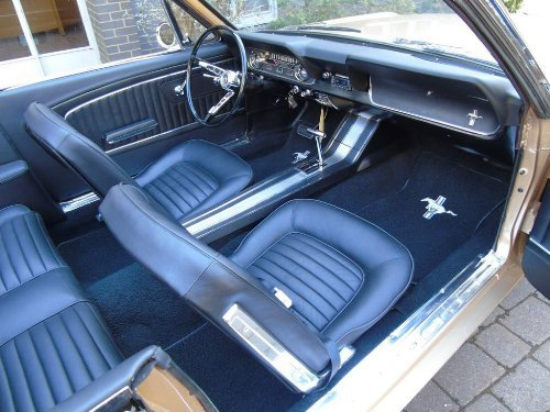 1964 Ford Mustang 260 CUBIC INCH V8 CONCOURSE RESTORATION 4.3 For Sale (picture 10 of 20)