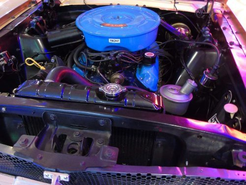 1964 Ford Mustang 260 CUBIC INCH V8 CONCOURSE RESTORATION 4.3 For Sale (picture 17 of 20)