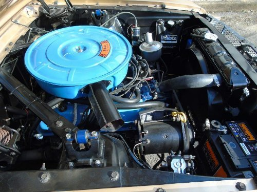 1964 Ford Mustang 260 CUBIC INCH V8 CONCOURSE RESTORATION 4.3 For Sale (picture 19 of 20)