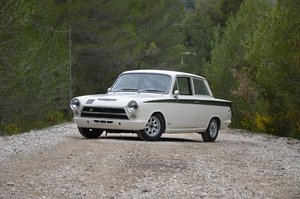 Picture of 1963 Ford Cortina Lotus For Sale by Auction