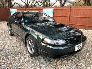 Picture of 2001 Ford Mustang BULLITT GT 4.6i V8 Fastback 5-Speed Manual For Sale