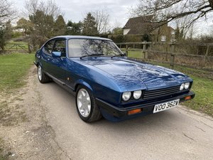 Picture of 1981 Ford Capri 3.0 Ghia For Sale by Auction