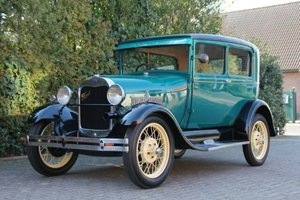 Picture of Ford Model A Tudor, RHD, 1929, 14.900,- € For Sale