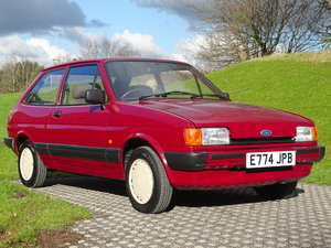Picture of 1988 Ford Fiesta 1.1 L For Sale by Auction