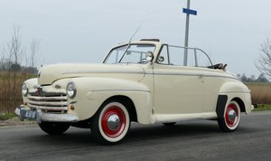 Picture of Ford V8 Super Deluxe Convertible Coupe 1946 For Sale