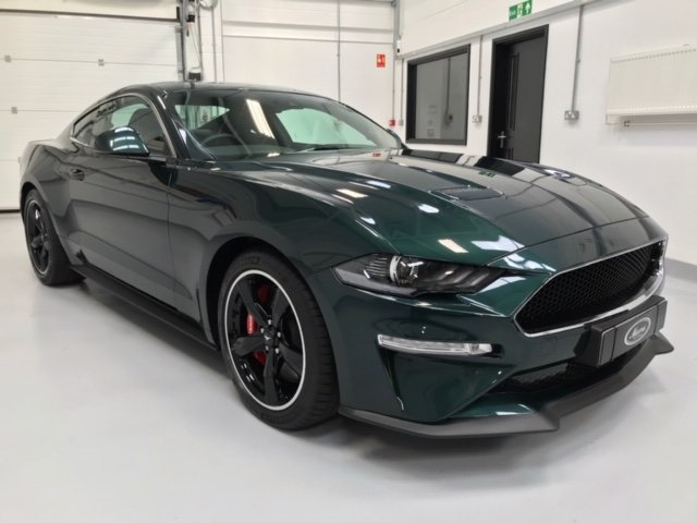 Ford Mustang Bullitt Edition 2019 1 of 300, 6,129 miles SOLD (picture 2 of 12)