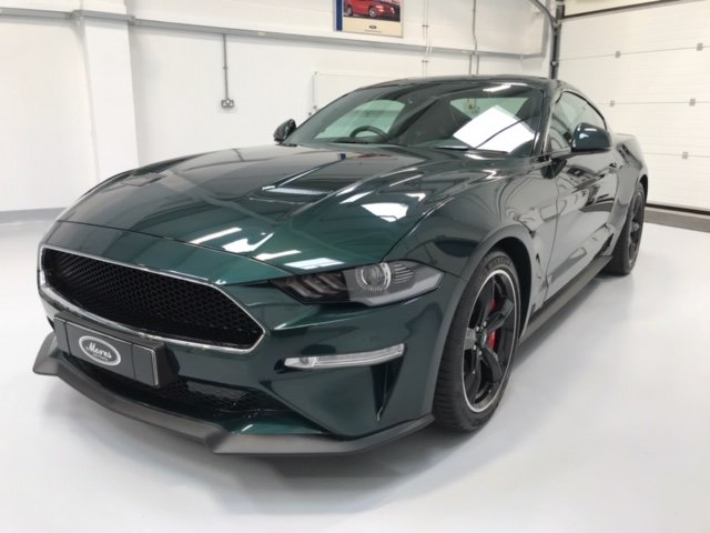 Ford Mustang Bullitt Edition 2019 1 of 300, 6,129 miles SOLD (picture 3 of 12)