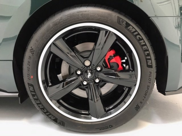 Ford Mustang Bullitt Edition 2019 1 of 300, 6,129 miles SOLD (picture 11 of 12)