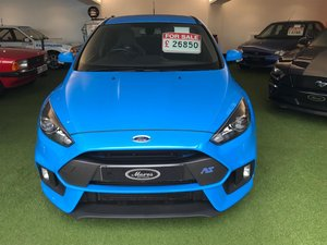 Picture of 2016 Ford Focus RS MK3 Just 28,000 Miles, Lux Pack, Shell Seats SOLD