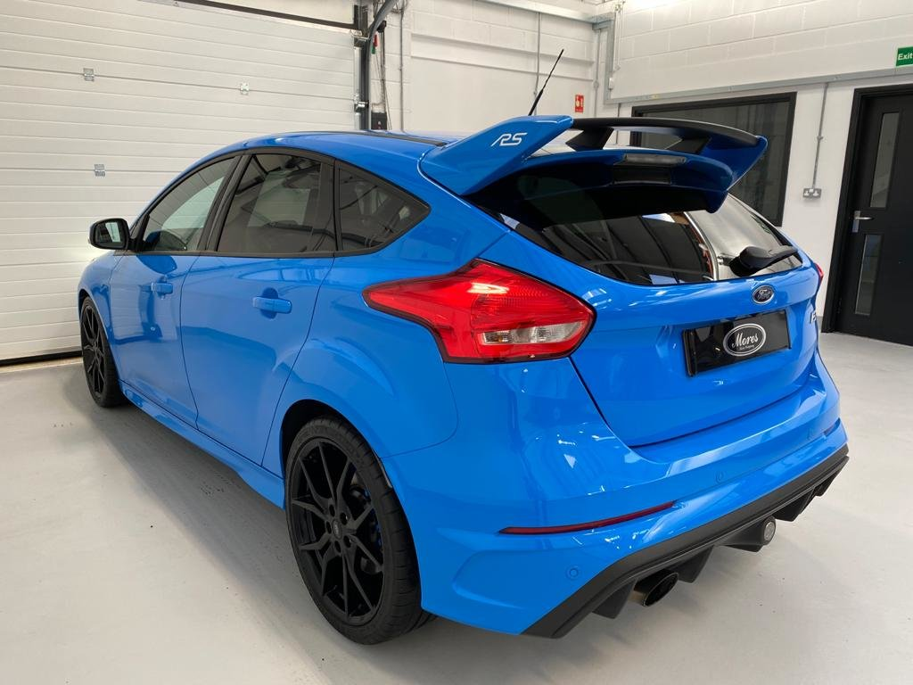 2016 Ford Focus RS MK3 Just 28,000 Miles, Lux Pack, Shell Seats SOLD (picture 2 of 12)