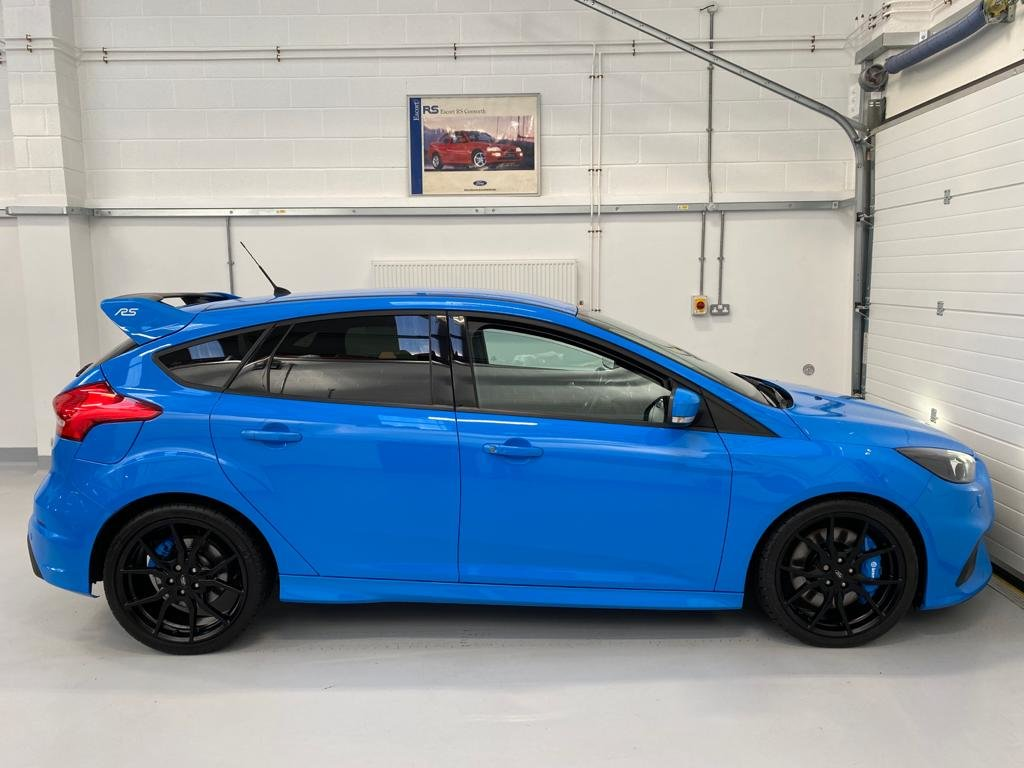 2016 Ford Focus RS MK3 Just 28,000 Miles, Lux Pack, Shell Seats SOLD (picture 3 of 12)