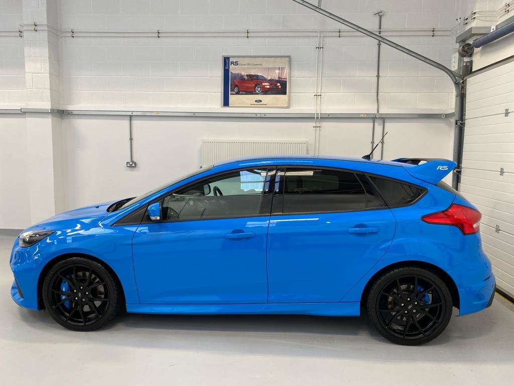 2016 Ford Focus RS MK3 Just 28,000 Miles, Lux Pack, Shell Seats SOLD (picture 4 of 12)