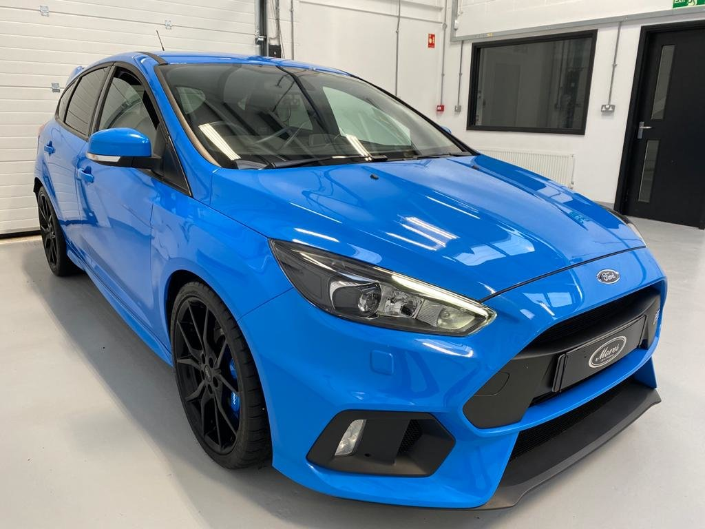 2016 Ford Focus RS MK3 Just 28,000 Miles, Lux Pack, Shell Seats SOLD (picture 5 of 12)