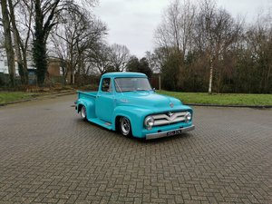 Picture of 1955 Ford F100 Pick Up Custom - Fully restored and stunning For Sale by Auction